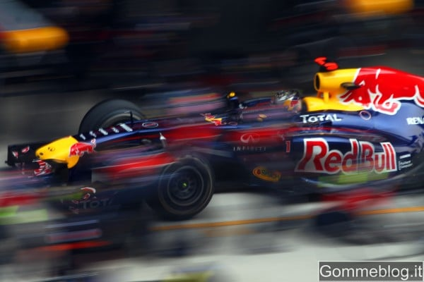 F1: Vettel nuovamente in pole position nel 1° Gran Premio dell'India