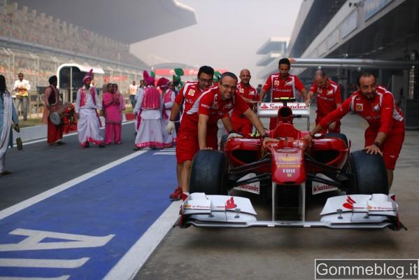 Formula 1: ecco le nuove regole che vedremo nel 2012