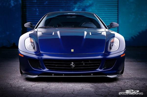 Ferrari 599 GTX: come ti trasformo una 599 GTB in GTO