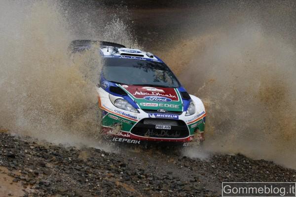 Dalla pista al campionato rally: conosciamo meglio la Ford Fiesta WRC