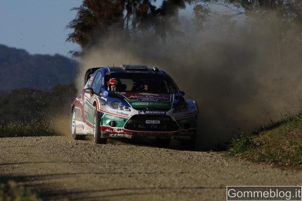 Dalla pista al campionato rally: conosciamo meglio la Ford Fiesta WRC 3