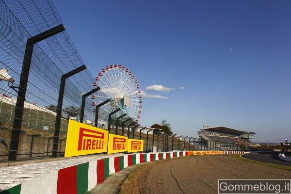 F1: Button domina le libere in Giappone su entrambe le mescole Pirelli 1