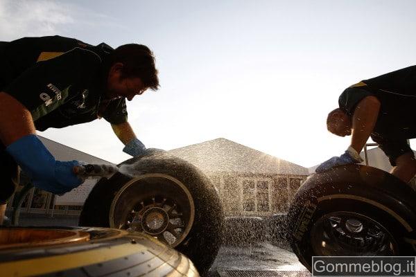 F1: Button domina le libere in Giappone su entrambe le mescole Pirelli 2