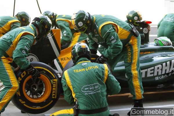 Pirelli sottopone al test più severo i pneumatici PZero Supersoft