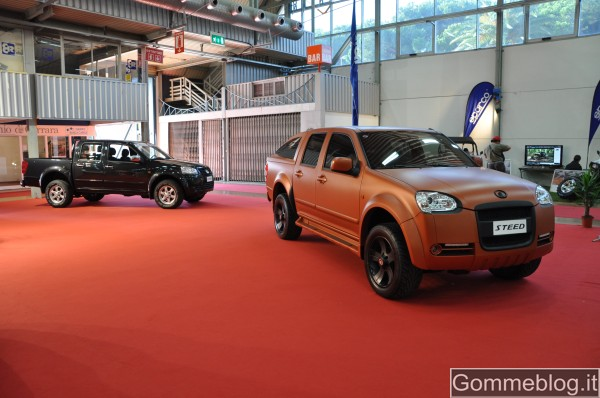 4×4 Fest 2011 LIVE: lo stand Great Wall