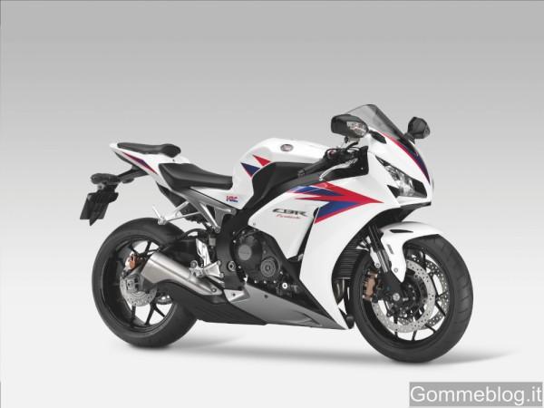 Honda CBR1000RR Fireblade MY 2012: espressione di velocità e dinamismo 9