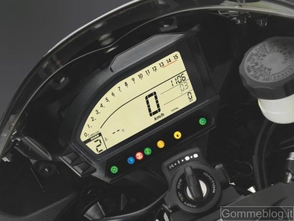 Honda CBR1000RR Fireblade MY 2012: espressione di velocità e dinamismo 6