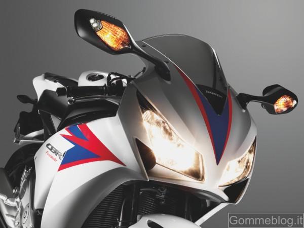 Honda CBR1000RR Fireblade MY 2012: espressione di velocità e dinamismo
