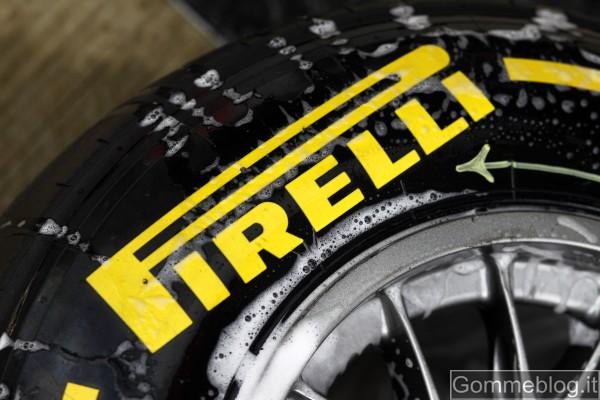 Pneumatici F1 GP Giappone: Pirelli sceglie mescole PZero Medium e Soft