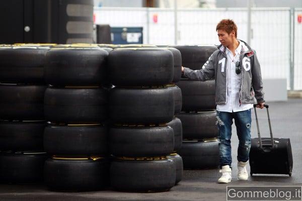 Pneumatici F1 GP Giappone: Pirelli sceglie mescole PZero Medium e Soft 1