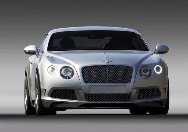 Bentley Continental GT: Imperium presenta il Pack Audentia 2