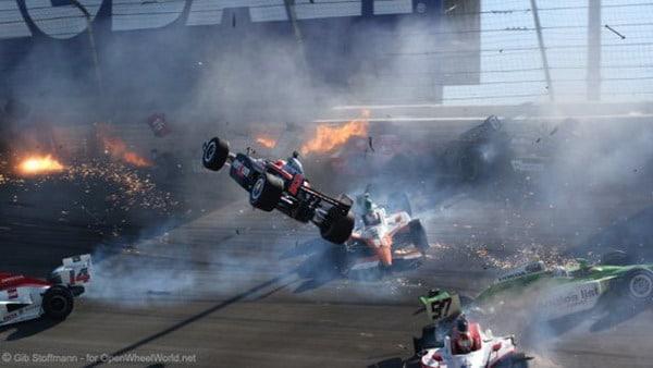 Felipe Massa: in Indycar sarebbe più sicuro l'abitacolo chiuso 3