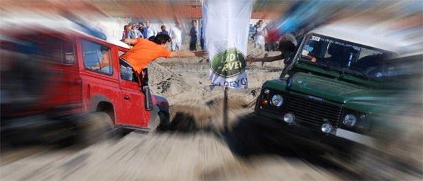 Land Rover Day e Tour delle Cave: tutto questo al 4×4 Fest 2011