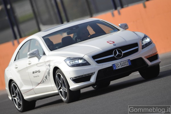 Mercedes CLS 63 AMG: report completo su tecnica e performance 3