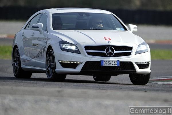 Mercedes CLS 63 AMG: report completo su tecnica e performance 4