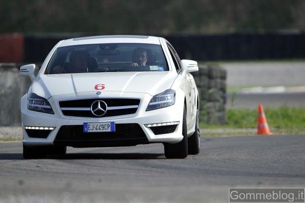 Mercedes CLS 63 AMG: report completo su tecnica e performance 5