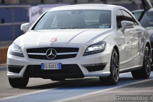 Mercedes CLS 63 AMG: report completo su tecnica e performance