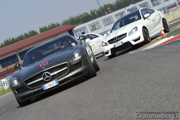 AMG: marchio High Performance Mercedes – Benz