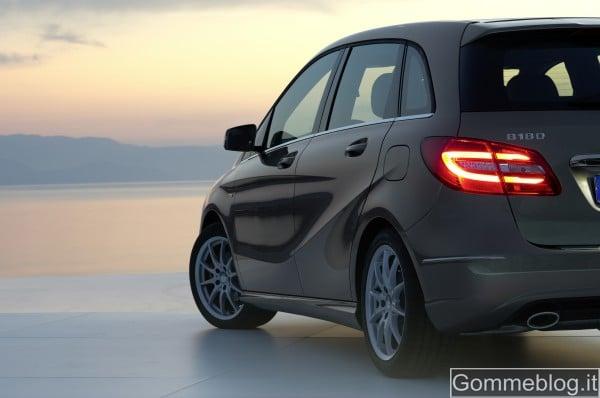 Nuova Mercedes Classe B 2012: REPORT COMPLETO su Tecnica e Prestazioni 8