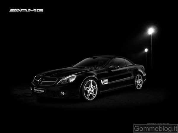 Mercedes SL 63 AMG: report completo su tecnica e performance 7