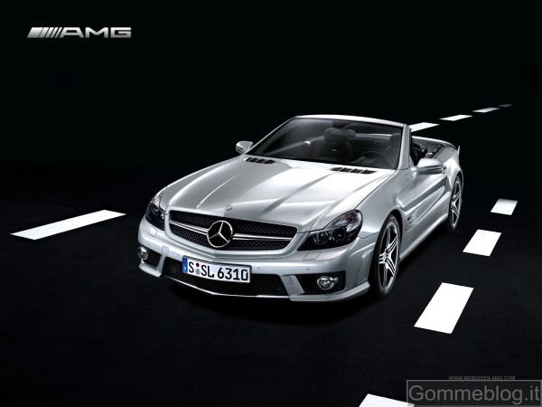 Mercedes SL 63 AMG: report completo su tecnica e performance 3