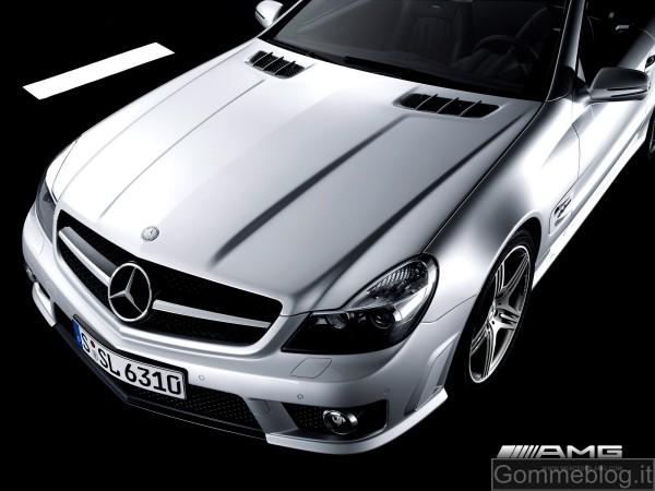 Mercedes SL 63 AMG: report completo su tecnica e performance 5