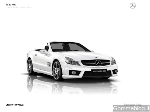 Mercedes SL 63 AMG: report completo su tecnica e performance 4