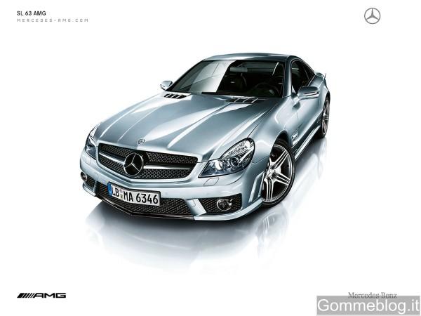 Mercedes SL 63 AMG: report completo su tecnica e performance 2