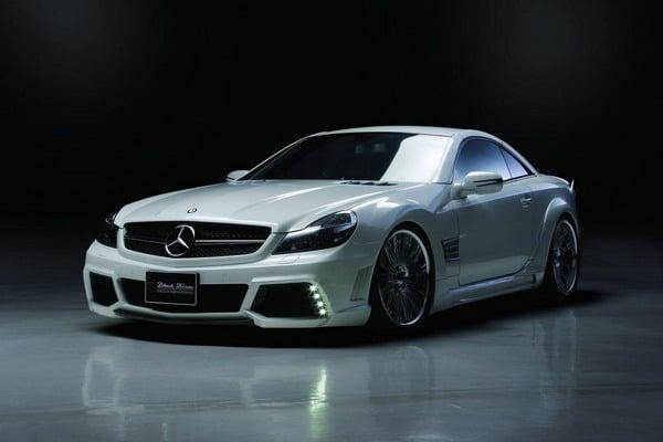 Tuning Mercedes SL: Wald presenta la R230 Black Bison Edition 2