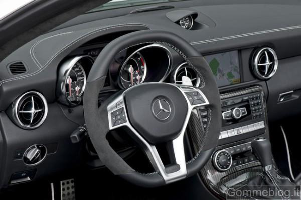 Mercedes SLK 55 AMG: report completo su tecnica e performance 5