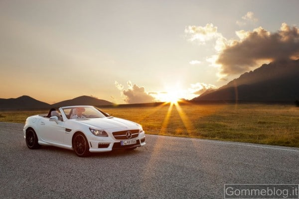Mercedes SLK 55 AMG: report completo su tecnica e performance 3