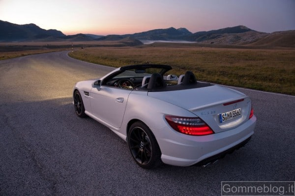 Mercedes SL 63 AMG, SLK 55 AMG e ML 63 AMG. High-Performance alla terza 1