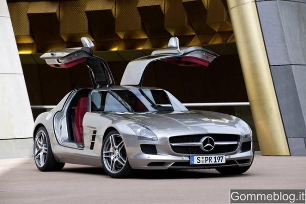 Mercedes-Benz SLS AMG: report completo su tecnica e performance