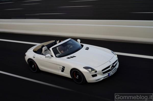 SLS AMG Roadster: report completo su tecnica e performance 4