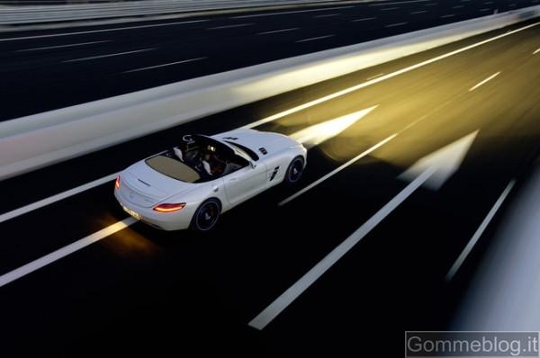 SLS AMG Roadster: report completo su tecnica e performance 7