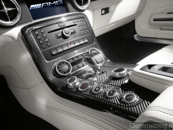 SLS AMG Roadster: report completo su tecnica e performance 3