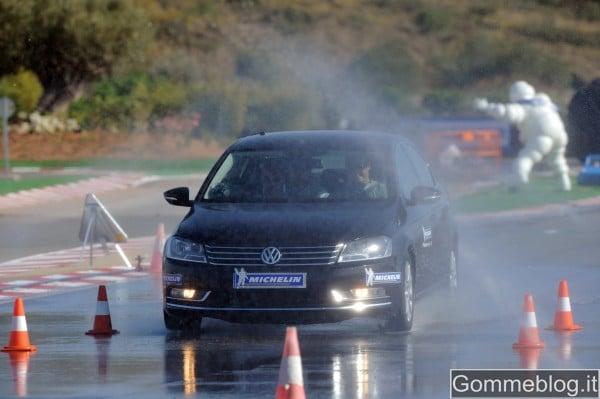 Michelin Primacy 3, al centro dell'impegno mondiale di Michelin a favore della sicurezza stradale