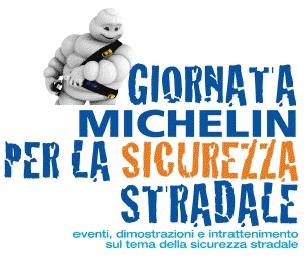 Giornata Michelin per la sicurezza stradale: Torino 15-16 ottobre