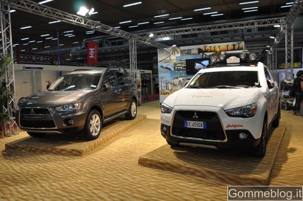 4x4 Fest 2011 LIVE: Mitsubishi e la passione per il fuoristrada 1