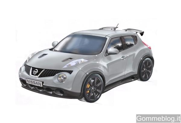 Nissan Juke-R: quando un crossover incontra una GT-R 1