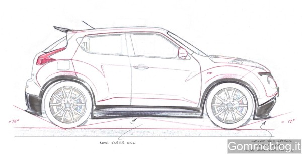 Nissan Juke-R: quando un crossover incontra una GT-R 2