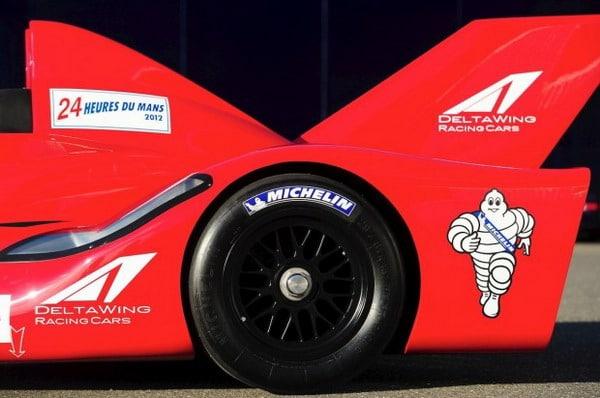 Michelin porta la futuristica Project 56 Deltawing alla 24 Ore di Le Mans 2012 2