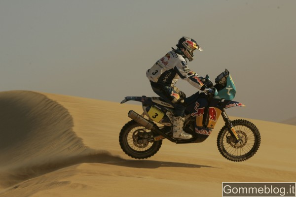 I pneumatici moto Pirelli sono campioni del mondo Cross Country Rally