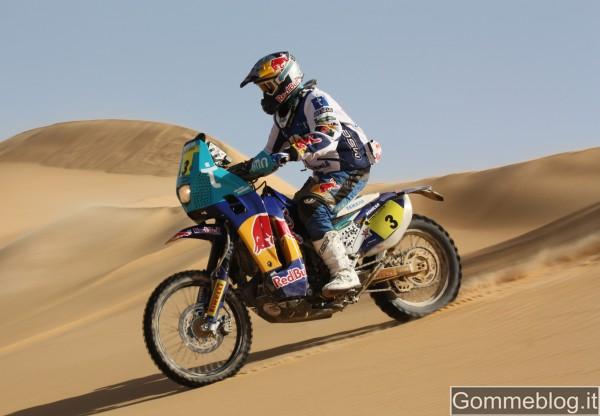 I pneumatici moto Pirelli sono campioni del mondo Cross Country Rally 3