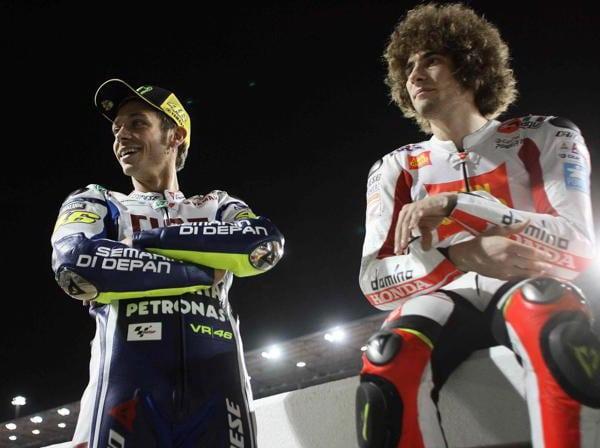 Incidente Marco Simoncelli: Rossi e Edwards non potevano fare nulla. Le parole Wayne Gardner