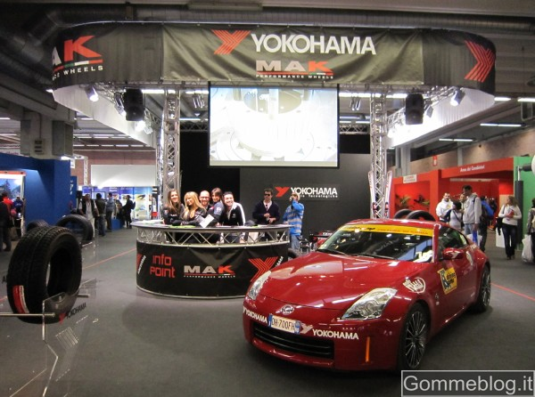 Yokohama Sigla Una Partnership Col Touring Club Italiano