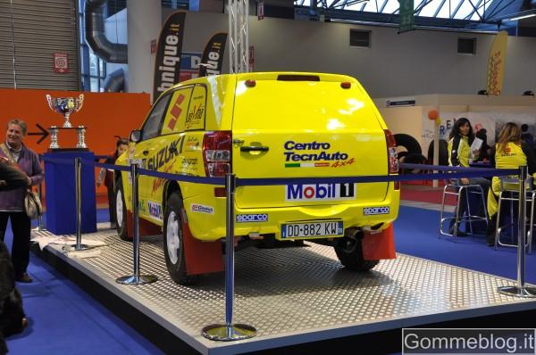 4×4 Fest 2011 LIVE: lo stand Suzuki 2
