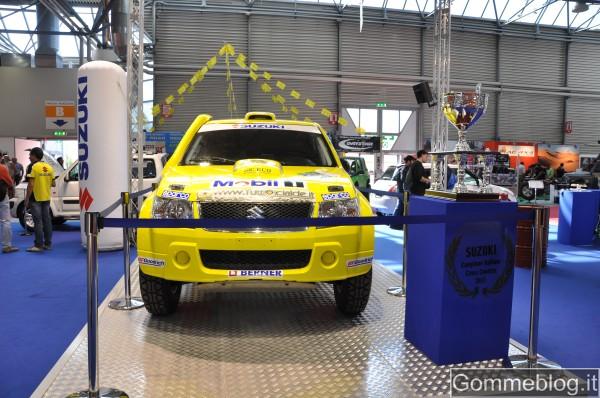 4×4 Fest 2011 LIVE: lo stand Suzuki 4