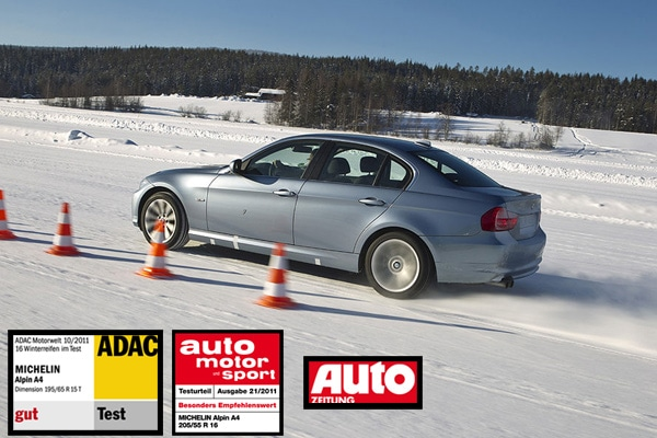 Michelin Alpin A4: altamente raccomandati nei Test Pneumatici