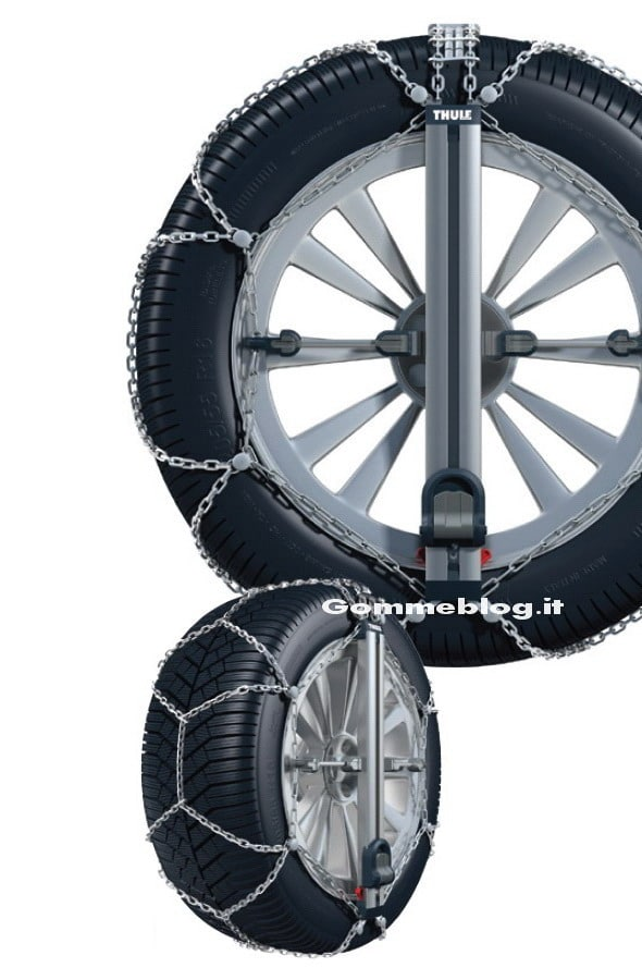 Le catene da neve Thule Easy-Fit vincono il Gran Prix dell'innovazione